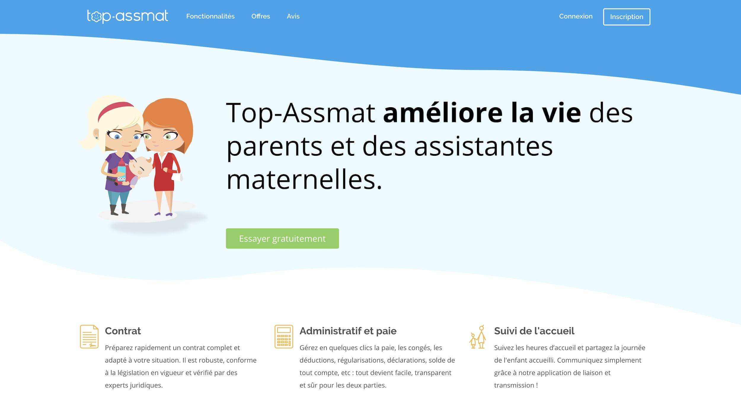 Top Assmat Logiciel Pour Assistante Maternelle Et Parent