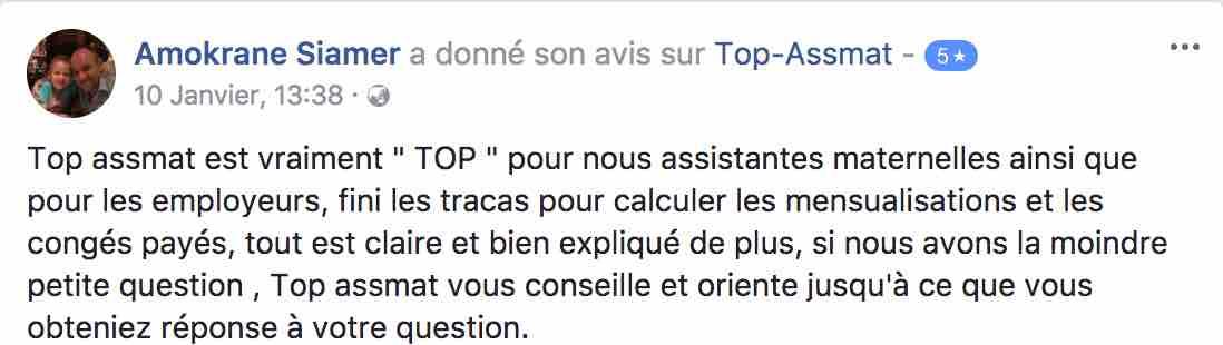 Top Assmat Logiciel Pour Assistante Maternelle Et Parent Employeur